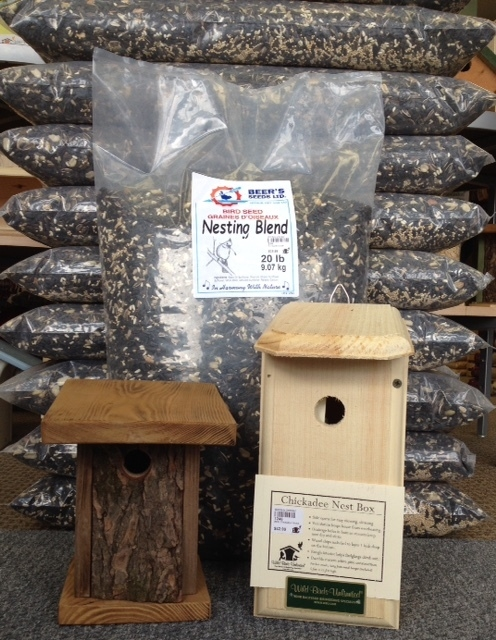 Nesting Seed Blend