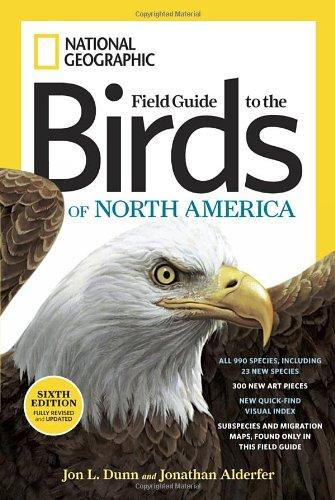 National Geographic Field Guide 6th Edition