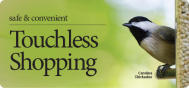STORE Touchless Shopping Chickadee 2005S